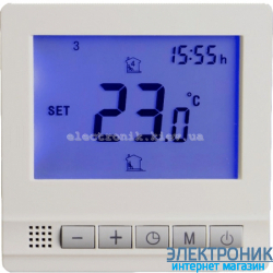 Программируемый терморегулятор для теплого пола iReg S5