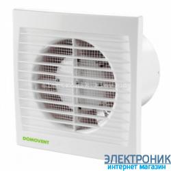 Вентилятор ДОМОВЕНТ 125 С/С1