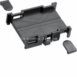 Адаптер для установки трансформаторів SR… розміру BG113 на DIN-рейку, Hager