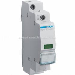 Индикатор LED зеленый, Hager