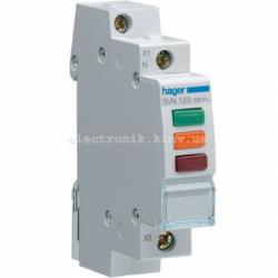 Индикатор LED на 3 фазы, Hager