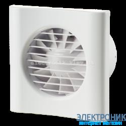 Вентилятор на подшипниках ДОМОВЕНТ ТИША 100