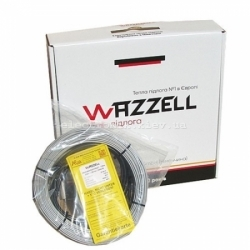 Теплый пол нагревательный кабель WAZZELL EASYHEAT - 60m 1200вт
