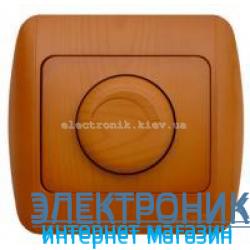 Светорегулятор 800 Вт дуб EL-BI Zirve Woodline