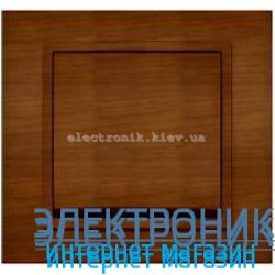 Механизм Выключатель EL-BI Zena Woodline Вишня
