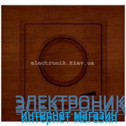 Механизм Светорегулятор EL-BI Zena Woodline Темный орех