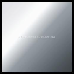 Накладка декоративная металическая для вентиляторов ВЕНСТ ФП 160 Плейн хром