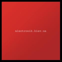 Накладка декоративная для вентиляторов ВЕНСТ ФП 160 Плейн красный