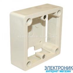 Коробка для накладного монтажа розеток 32А, Legrand, слоновая кость