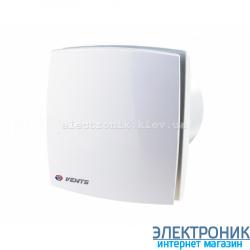 Вентилятор Вентс 100 ЛДТН оборудован таймером и датчиком влажности.