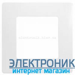 Рамка на 1 пост, белый - Legrand Etika