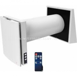 Рекуператор  Blauberg Vento Expert A50-1 W c Wi-Fi модулем (для стен от 120 мм до 490 мм)