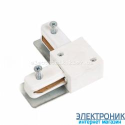 Соеденитель угловой белый ZL4006/Z-Light