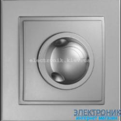 Светорегулятор (Диммер) 800 Вт Despina серебро