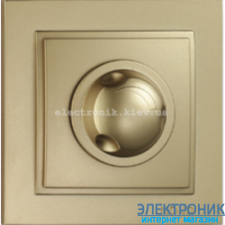 Светорегулятор (Диммер) 800 Вт Despina титан