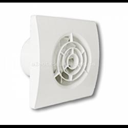 Вытяжной вентилятор QUASAR ∅100 N BB (супер тихий)