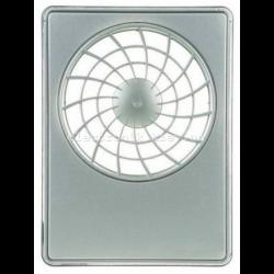 Решетка вентиляторная РВ 100 iFan сильвер