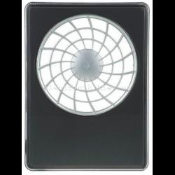 Решетка вентиляторная РВ 100 iFan черный сапфир