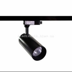 Трековый светильник Z-Light ZL 4014 24w 4000k LED track black