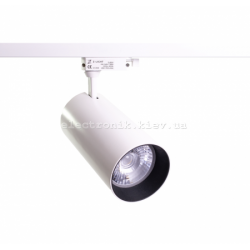 Трековый светильник Z-Light ZL 4016 40w 4000k LED track white