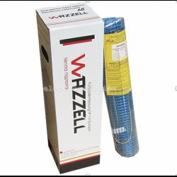 Теплый пол нагревательный мат WAZZELL EASYHEAT - 1,0м2 200вт