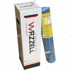 Теплый пол нагревательный мат WAZZELL EASYHEAT - 5,0м2 1000вт
