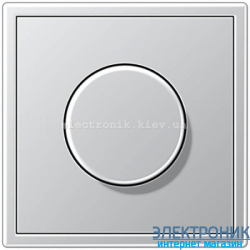 Светорегулятор 1000 Вт JUNG LS990 алюминий