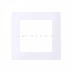 Рамка MERTEN M-PURE одинарная активно-белый