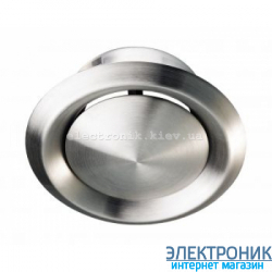 АМ 125 ВРФ Н анемостат из нержавеющей стали