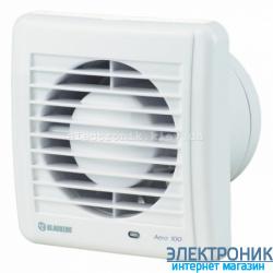 BLAUBERG AERO 100 H - вытяжной вентилятор с датчиком влажности