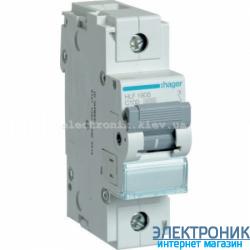 Автоматический выключатель Hager HLF190S. Iн=100А, 10кА, хар-ка С