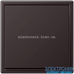 Выключатель проходной JUNG LS990 дарк