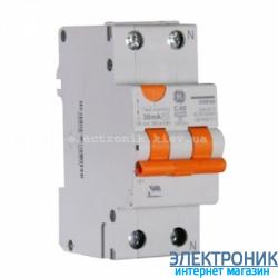 Диф. автомат 25A, 30mA (кат. № DDM60C25/030)