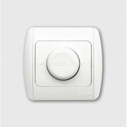 Светорегулятор 800 Вт белый Zirve Fixline