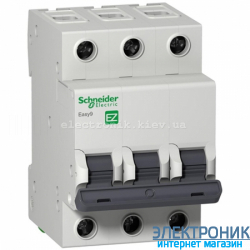 Автоматический выключатель Schneider-Electric Easy9 3P 50A C