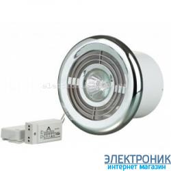 Диффузор с подсветкой ФЛ-Т 100 хром и трансформатором