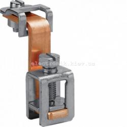 Клемма для шины 1,5-70/120мм2 для шин CU 12x5/10мм Hager