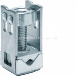 Клемма для шины 35-185/120мм2 для шин CU/AL 12x5/10мм Hager