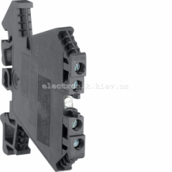 Клемма черная 500В/32А, 4мм2 Hager