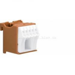 Блок фазных клемм, количество единиц деления - 1 ширина — 30мм Hager