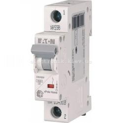Автоматический выключатель Eaton (Moeller) HL 4,5kA х-ка C 1P 10А (194729)