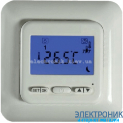 Программируемый терморегулятор для теплого пола iReg T4
