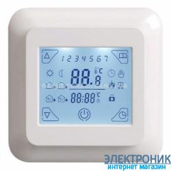 Программируемый терморегулятор для теплого пола iReg T8