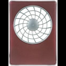 Решетка вентиляторная РВ 100 iFan фиолетовый топаз
