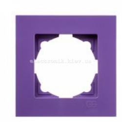 Eqona рамка 1-ая лиловая