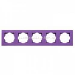 Eqona рамка 5-ая лиловая