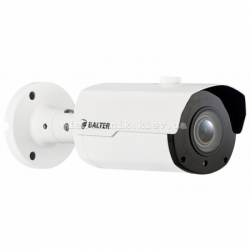 IP цилиндрическая видеокамера BALTER 2MP (1920x1080p) при 50к/с StarLight sensor, WDR 120dB