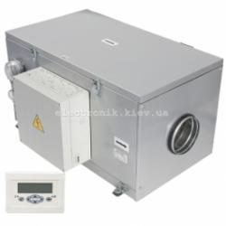 Вентс ВПА 125-2,4-1 LCD приточная установка