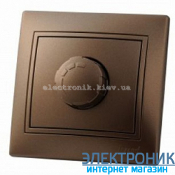 Диммер 800 Вт   Mira светло-коричневая перламутр (шт.)