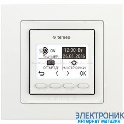 Цифровой Программируемый терморегулятор для теплого пола Terneo Pro Unic